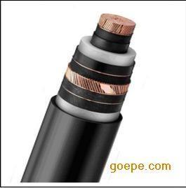 铜丝屏蔽金属箔综合护套高压电缆