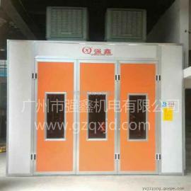 广州环保型汽车烤漆房 红外线电加热烤房厂家 标准汽车烤漆房