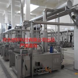 香菇酱生产线设备之灭菌生产线