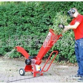 荷兰威尔德GTS600M碎枝机,园林枝叶粉碎机