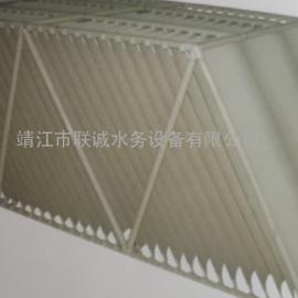 波形板反应器