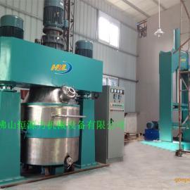 河南硅酮结构密封胶设备,玻璃胶生产设备