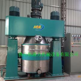 江门硅酮结构密封胶设备,玻璃胶生产设备