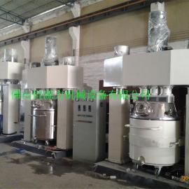 四川硅酮结构密封胶设备,玻璃胶生产设备