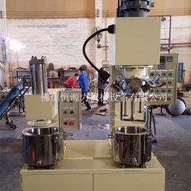 广州硅酮结构密封胶设备,玻璃胶生产设备