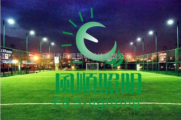 笼式五人足球场照明 灯光笼式足球场 led五人制足球场灯
