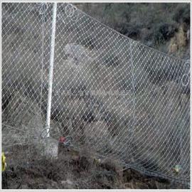 厂家直销主动防护网 SNS柔性防护网 拦石网 边坡防护网 镀锌柔性&