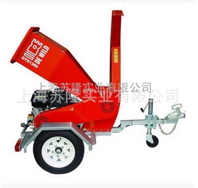 威而德小型碎枝机GTS1300T 高效率树枝树叶粉碎机