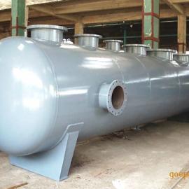 供应石家庄空调机组机房用分集水器 集分水器图纸及报价