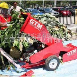 GTS1300C多功能枝叶粉碎机,移动式树枝粉碎机
