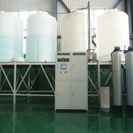 方心氧化电位水生成器 酸化水设备 电解水设备 微酸水设备