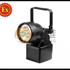防爆底部带磁吸led照明灯 手提式磁铁防爆探照灯
