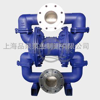 【新品推荐】QBK3-125大口径大流量气动隔膜泵