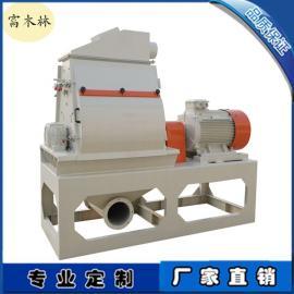 中小型木材磨粉机 青岛木粉机供应商 树枝粉碎机 稻壳磨粉