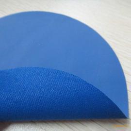 生物相容性蓝色PVC复合棉布浮带面料
