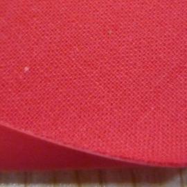 抗菌防霉红色PVC贴合棉布游泳浮带面料