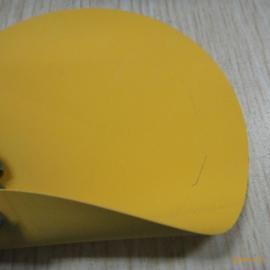 0.7mm耐酸碱三级橡胶重型防化服面料