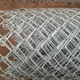 渭南养野猪热镀锌勾花网-防撞隔离山体镀锌围栏网-勾花厂家