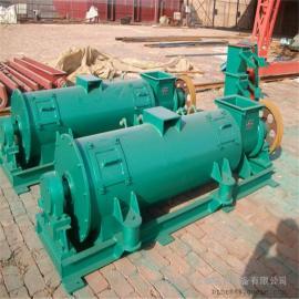 宏瑞SJ-40双轴粉尘加湿机处理量10―200吨/小时卧式双轴搅拌机