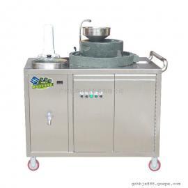 商用石磨盘石磨豆浆的好处早餐奶选石磨豆浆机