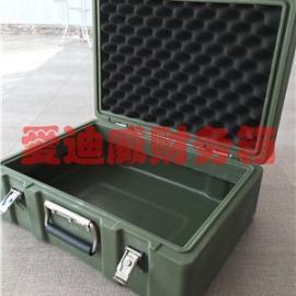 军用财务箱指挥作业箱绿色军工箱
