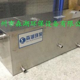 无锡餐饮下水道油水分离器供应商无锡食堂厨房经济型隔油池批发