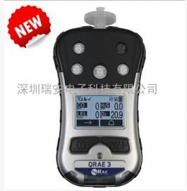 美国华瑞PGM2500四合一气体检测仪可燃氧气一氧化碳硫化氢