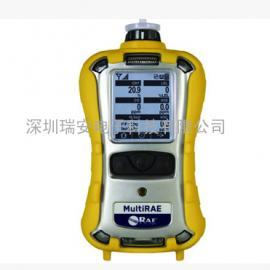 美国华瑞PGM-6208D泵吸式六合一气体检测仪PGM6208D