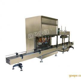 食用油灌装流水线 全自动食用油灌装机