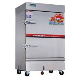 亿高蒸饭车ZFC-8A 亿高8盘蒸饭机 蒸饭柜