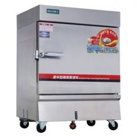 亿高ZFC-6A电蒸箱 6盘电蒸饭机 电汽两用蒸饭柜