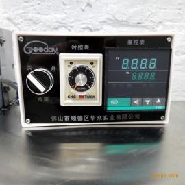 出售行业设备包装半自动包机械焊接机HZTP-1(含工作台)