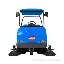 西安清扫车 陕西扫地车电瓶地面保洁设备电动道路路面清洁设备