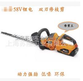 传峰 新品58V单刃锂电修枝剪绿篱剪