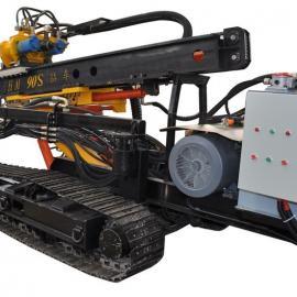 哈迈HM90S全液压履带抗浮锚固钻车厂家2016年价格表