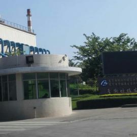 广东东莞厚街垃圾发电厂-除盐水箱喷涂聚脲