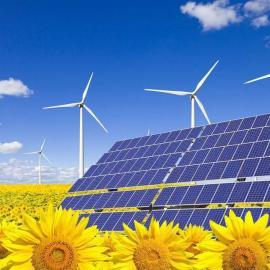 大型光伏电站 屋顶太阳能 家用光伏发电系统