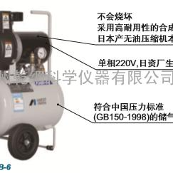 ANEST IWATA活塞式空压机TFPJ02B-6