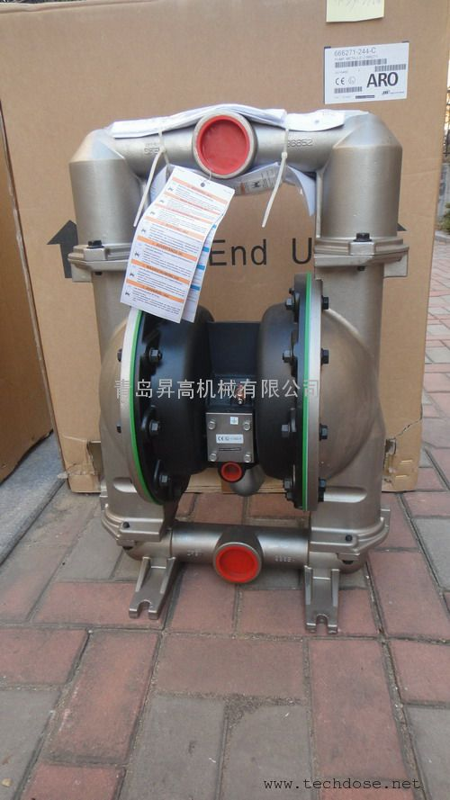 ARO气动隔膜泵 二英寸不锈钢材质 型号666271-244-C
