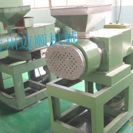 粉末活性炭造粒机 JZL系列挤压造粒机 螺杆造粒机