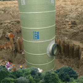东方泵一体化地埋式预制污水提升泵站