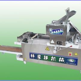 胖掌柜大型多功能挂面机,小型商用和面机