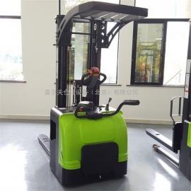 全电动堆高车 电动叉车 护顶架托盘堆垛机 诺力PSB1北京