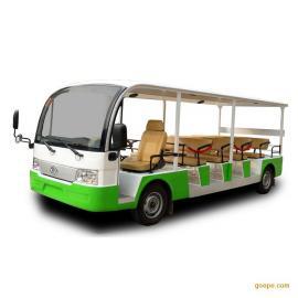 湖南湖北燃油观光车 内燃机柴油观光车 景区使用的汽油观光车