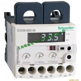 施耐德EOCR(原韩国三和)EOCR-SSD继电保护器