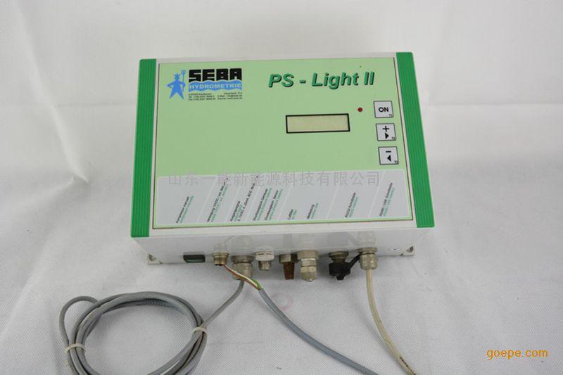 SEBA型气泡式水位计是一种不需笨重氮气瓶、免干燥剂的气泡式水位计,为德国SEBA公司原产高精度水位传感器,它主要应用于水文站水位观测点不便建井 或建井费用昂贵的地区,如水库库水位、水力发电调压井水位、大坝测压管以及上下游水位监测等。SEBA型气泡式水位计体积小巧,具有安装、维护方便,操作 灵活,运行稳定可靠,精度高等特点,是遥测系统中的水位传感监测,尤其是无井水位测量中***理想的水位监测仪器。 与传统第三代气泡水位计相比,SEBA型气泡式水位计不用气路干燥剂无需率定系数、精度更高的设计极大地方便了用户