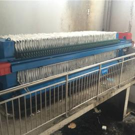 板框压泥机接液翻板压滤机不漏水