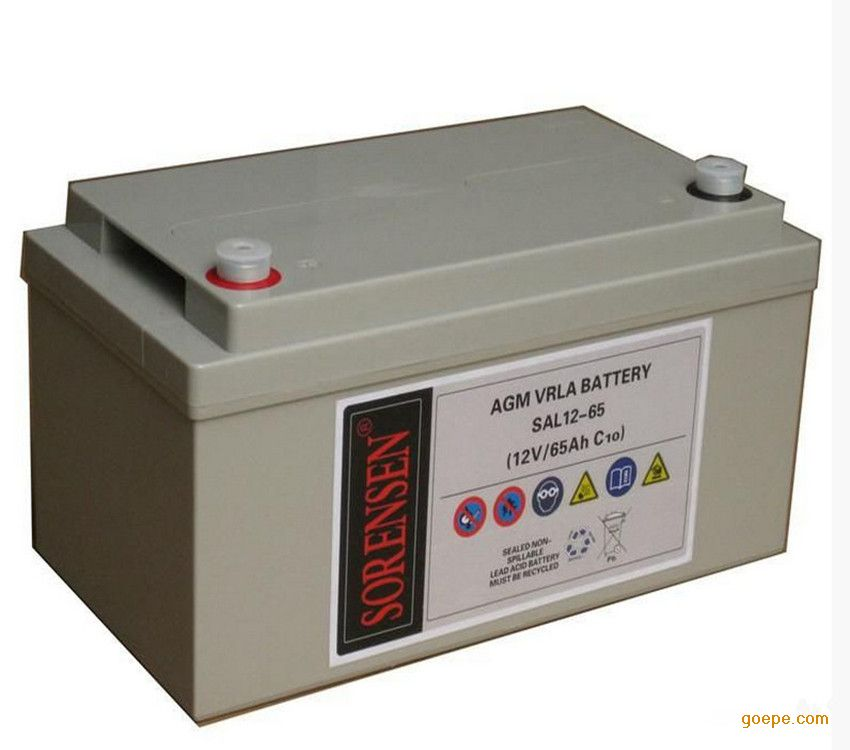 美国索润森蓄电池sal12-50 12v50ah 储能型 工业蓄电池