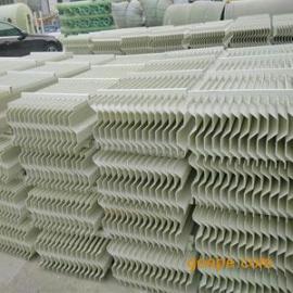 济宁平板式除雾器厂家供应玻璃钢平板式除雾器,折流板除雾器