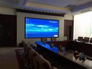 会议室一般10平方米高清led显示屏做多大尺寸宽和高